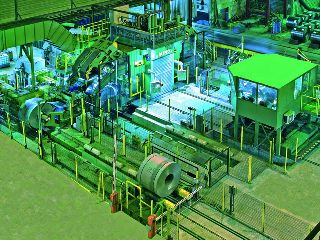 Cold Rolling Mill (Type A)