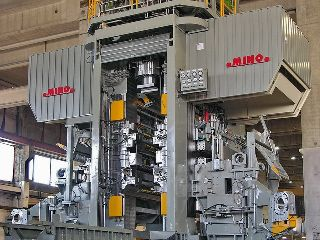 Cold Rolling Mill (Type D)