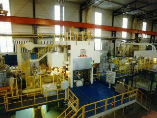 Continuous Hot Rolling, Milling & Coiling Line (Type B)
