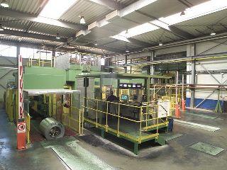 Cold Mill for Titanium Zinc