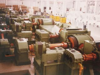 Tension Levelling Line (Type A)